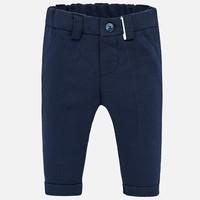 thumb-pantalon stretch - blauw-1