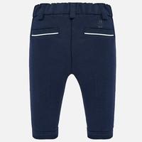 thumb-pantalon stretch - blauw-2