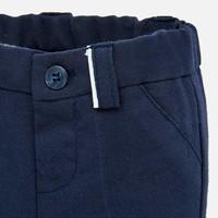 thumb-pantalon stretch - blauw-3