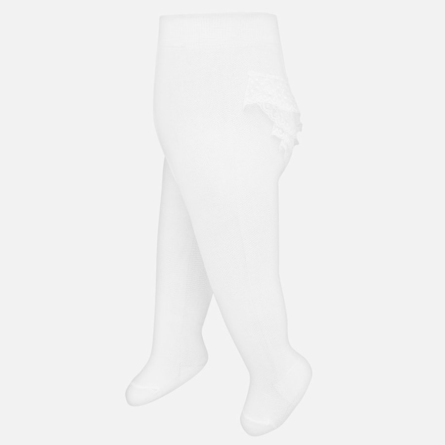 panty met ruches - wit-1