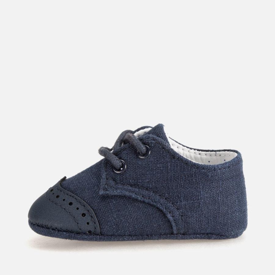 veterschoentje linnen - blauw-2