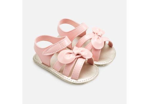 Mayoral sandaaltje met strik - roze