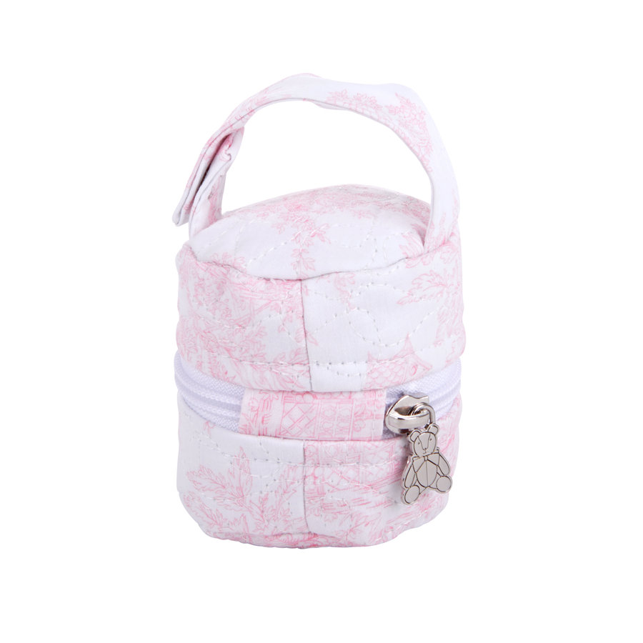 Sweet Pink Hoes fopspeen - Gewatteerd-1