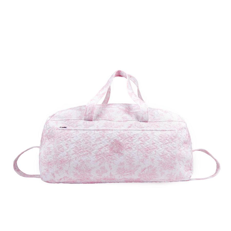 Sweet Pink Weekendtas - Gewatteerd-1