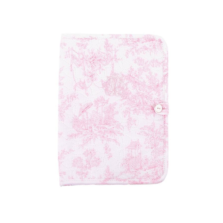 Sweet Pink Hoes geboorteboekje - Gewatteerd-1