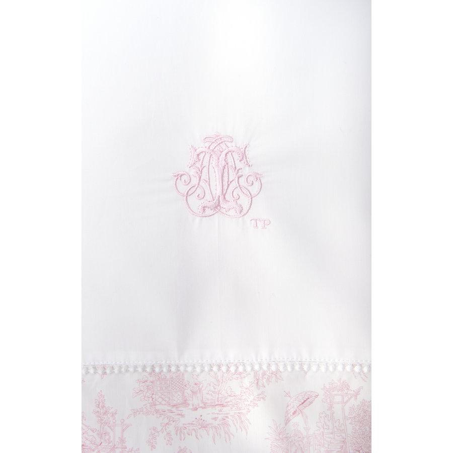 Sweet Pink Donsovertrek bed 100x135cm  + sloop-3