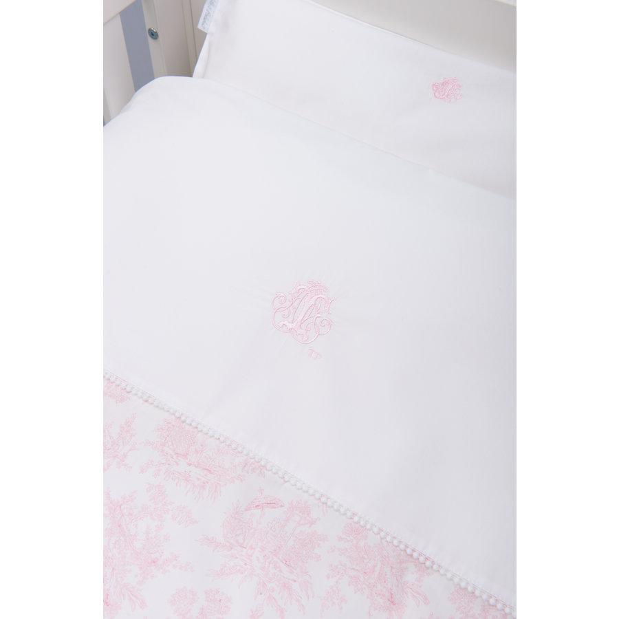 Sweet Pink Donsovertrek bed 100x135cm  + sloop-2