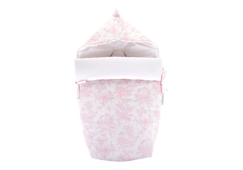 "Théophile & Patachou Sweet Pink Voetenzak voor Maxi-Cosi ""Pebble"""