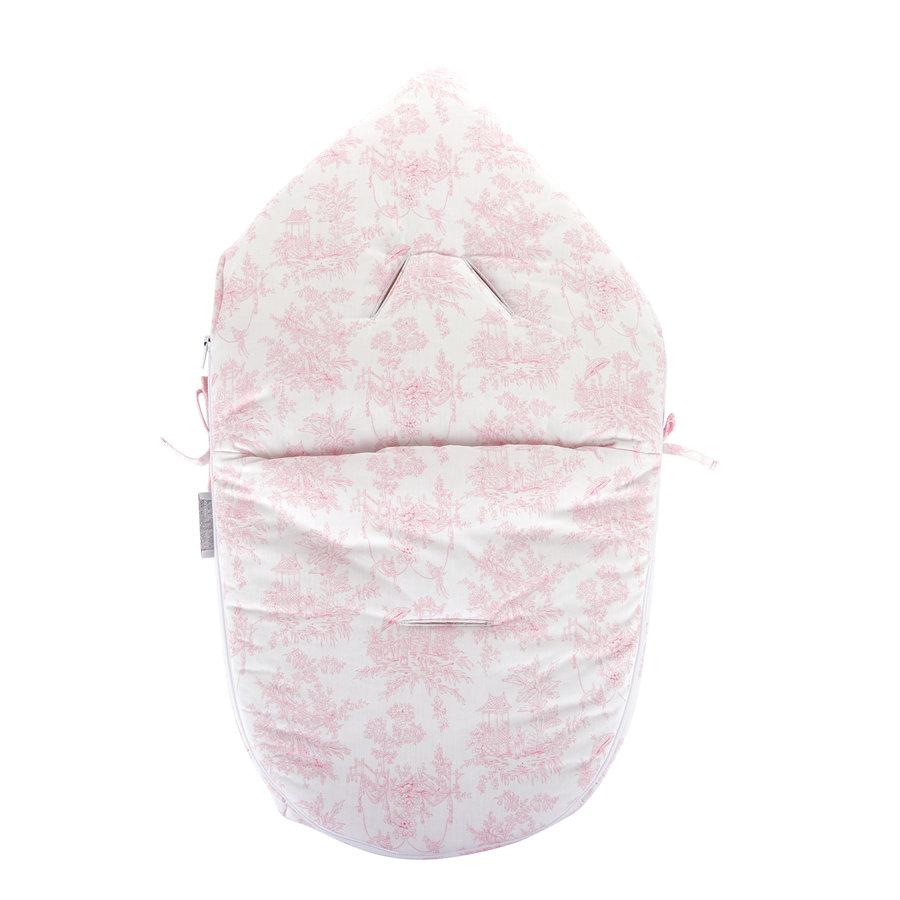"""Sweet Pink Voetenzak voor Maxi-Cosi """"Pebble+""""-3"""