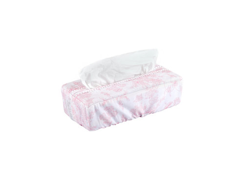 Théophile & Patachou Sweet Pink Hoes voor kleenex-doos - Gewatteerd