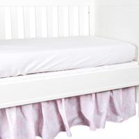 thumb-Sweet Pink Bedrok 70x140cm - Katoen-2