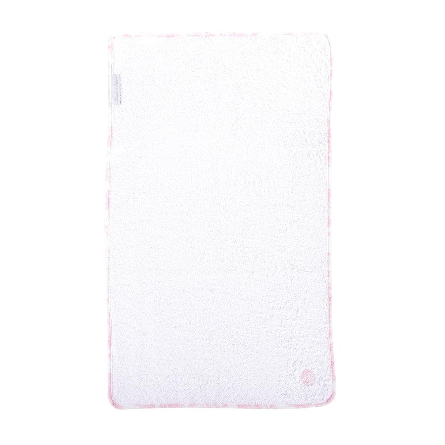 Sweet Pink Handdoek voor verzorgingskussen - Badstof-2