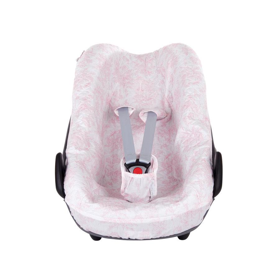 "Sweet Pink Hoes voor Maxi-Cosi ""Pebble & Pebble+"" - Gewatteerd-1"