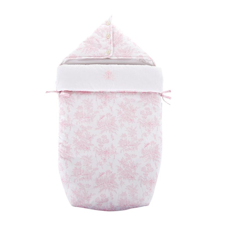 Sweet Pink Voetenzak-1