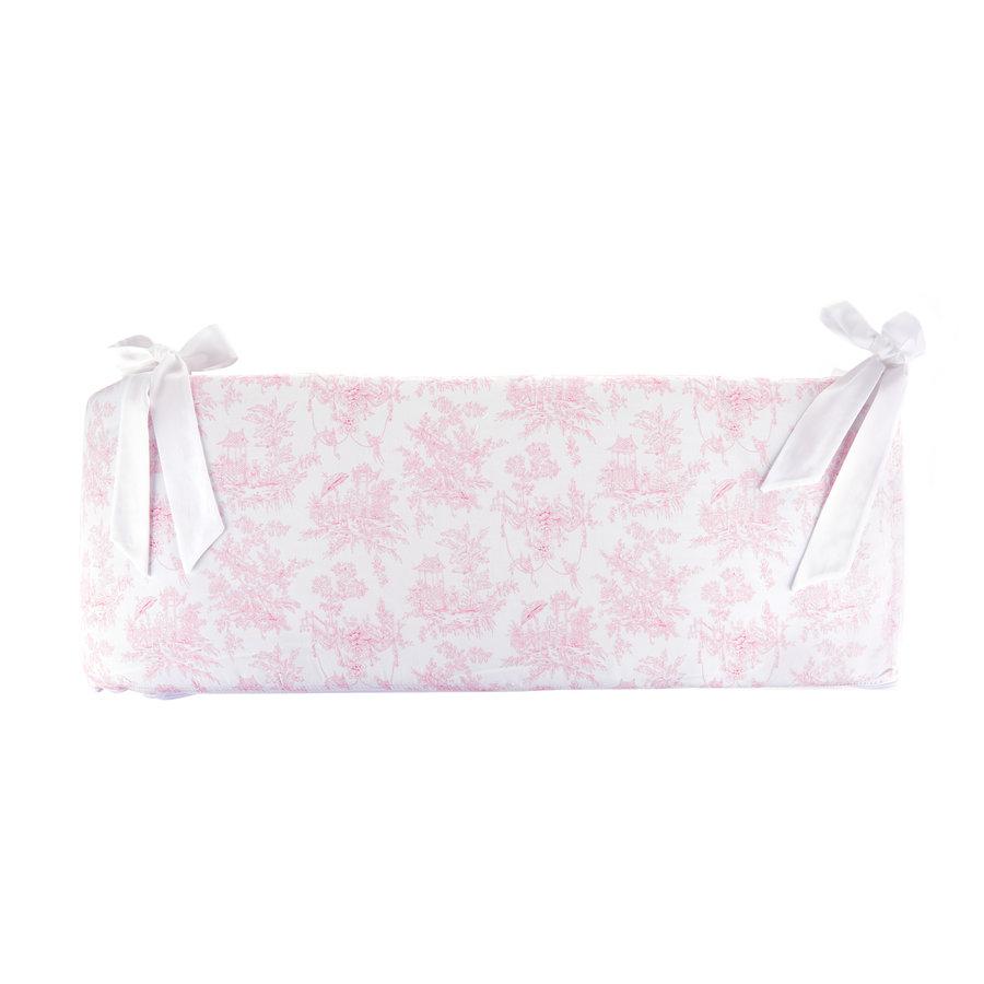 Sweet Pink Parkbeschermer - Katoen-1