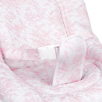 thumb-Sweet Pink Relax - Gewatteerd-2