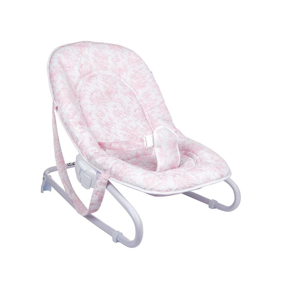 Sweet Pink Relax - Gewatteerd-1