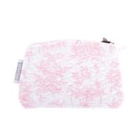 thumb-Sweet Pink Platte tas - Gewatteerd-2