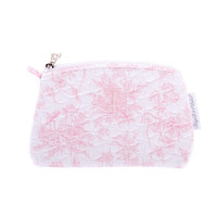 thumb-Sweet Pink Platte tas - Gewatteerd-1