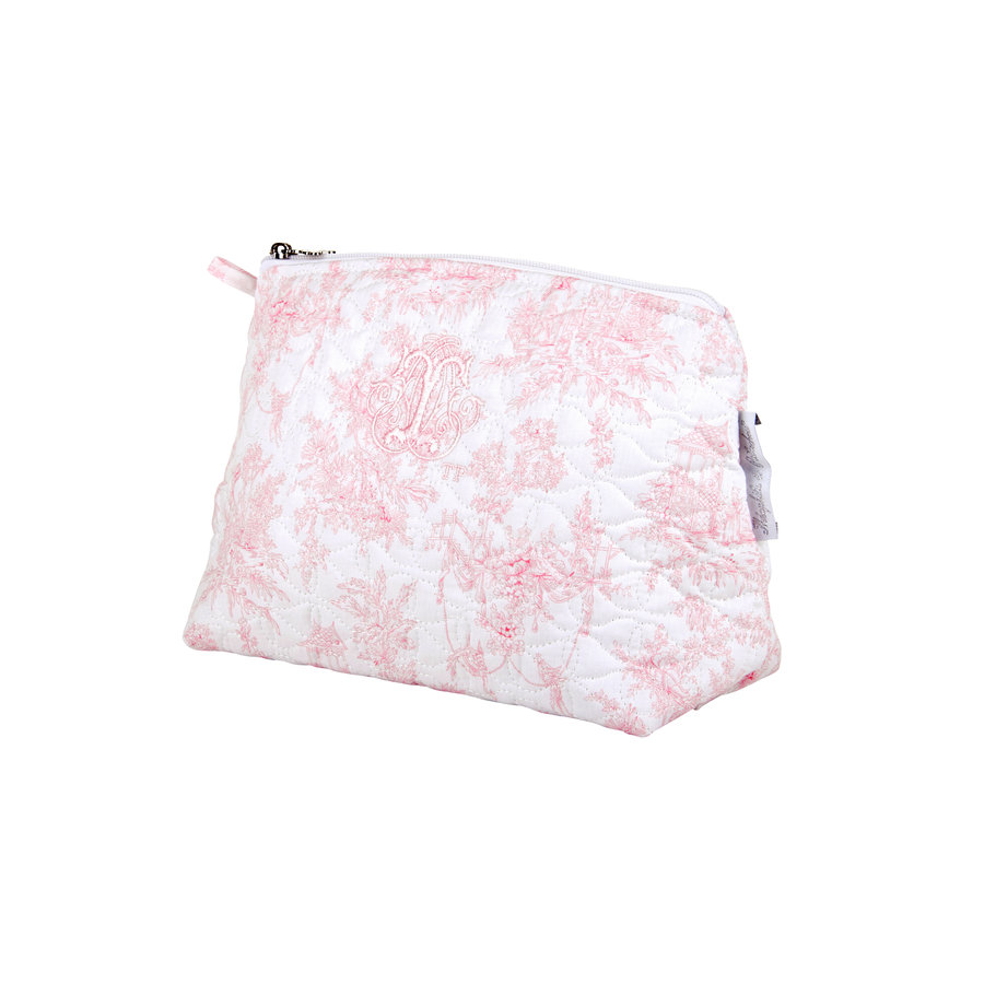 Sweet Pink Toilettas - Gewatteerd-1