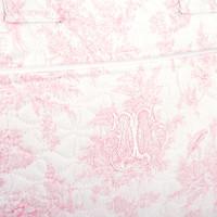 thumb-Sweet Pink Reis-toilettas - Gewatteerd-5