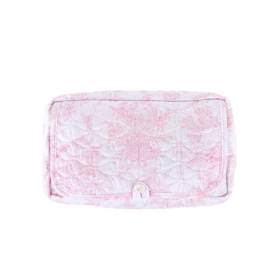Sweet Pink Reishoes vochtige doekjes - Gewatteerd-1