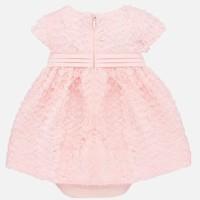 thumb-jurkje met broekje rozen - roze-2