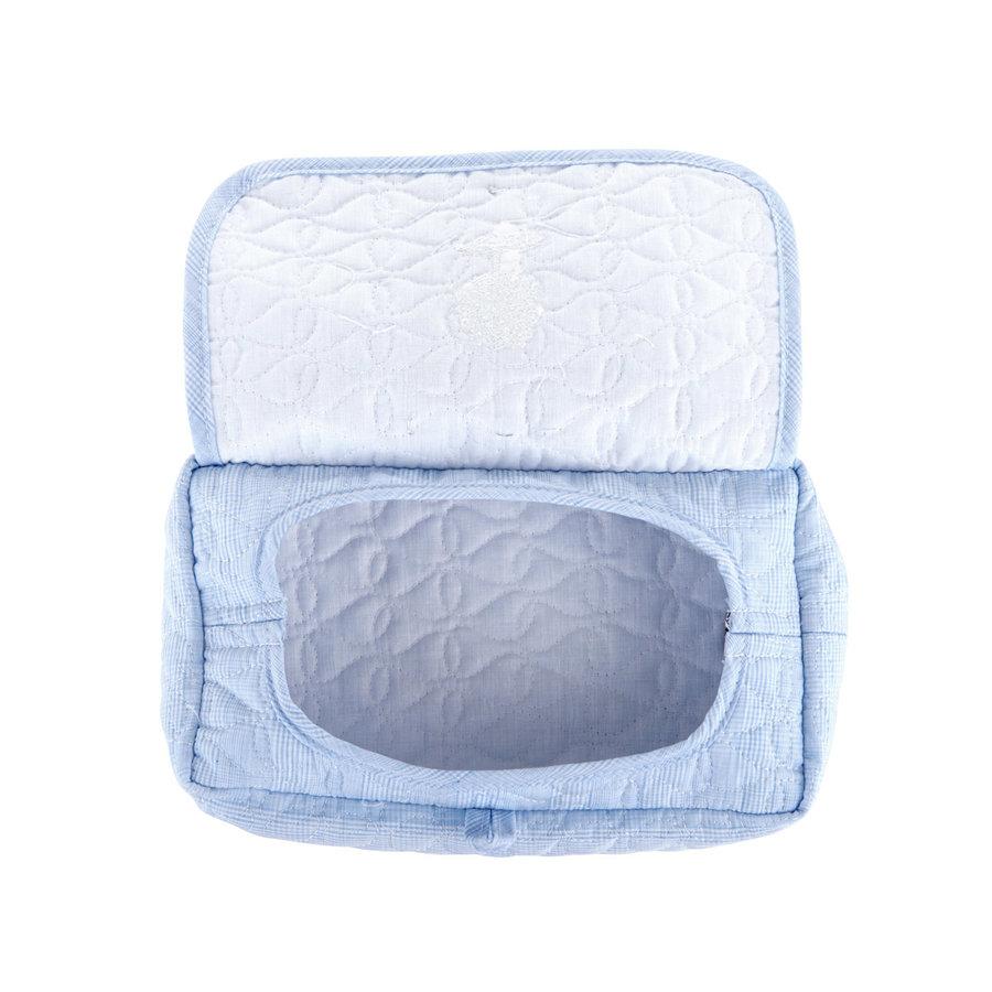 Sweet Blue Reishoes vochtige doekjes - Gewatteerd-2