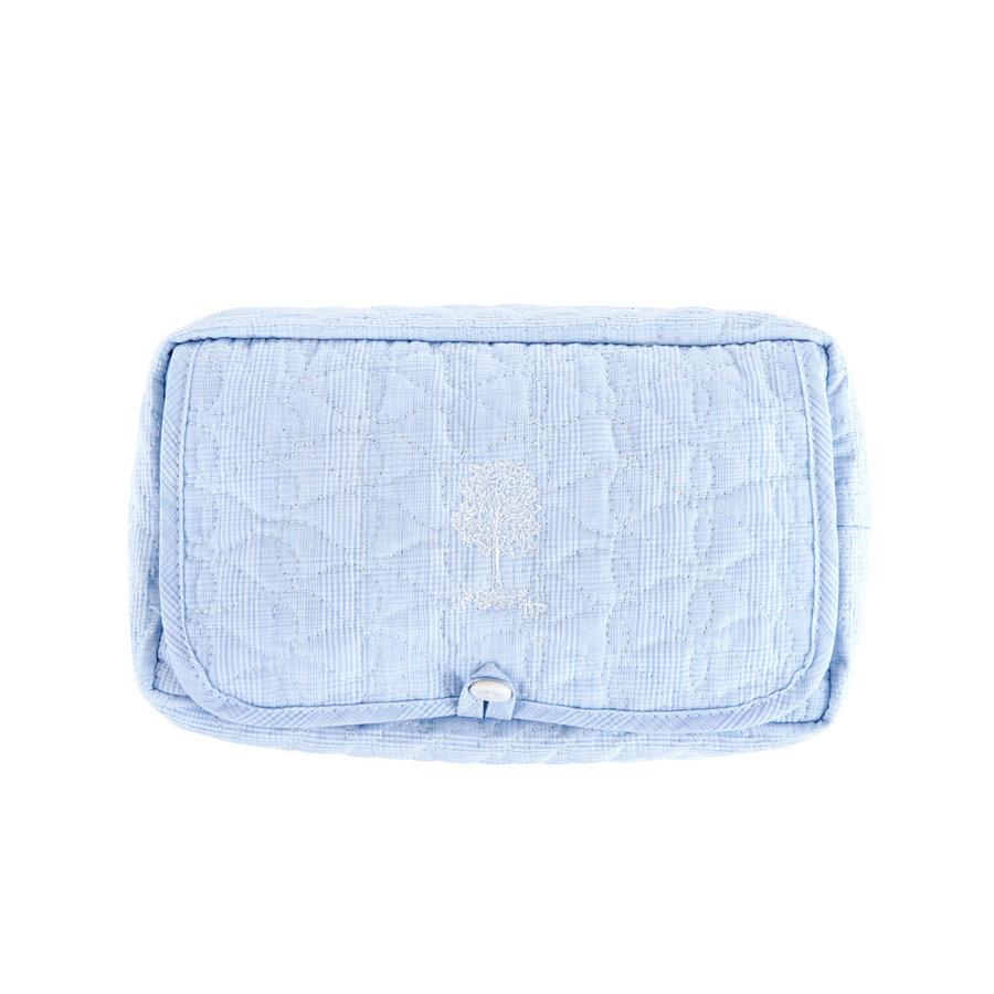 Sweet Blue Reishoes vochtige doekjes - Gewatteerd-1