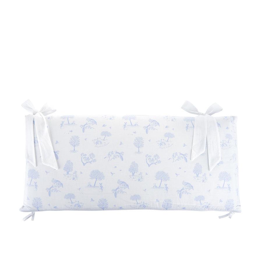 Sweet Blue Bedbeschermer 70cm - Bedrukt (70x70x70cm) H:32cm-1