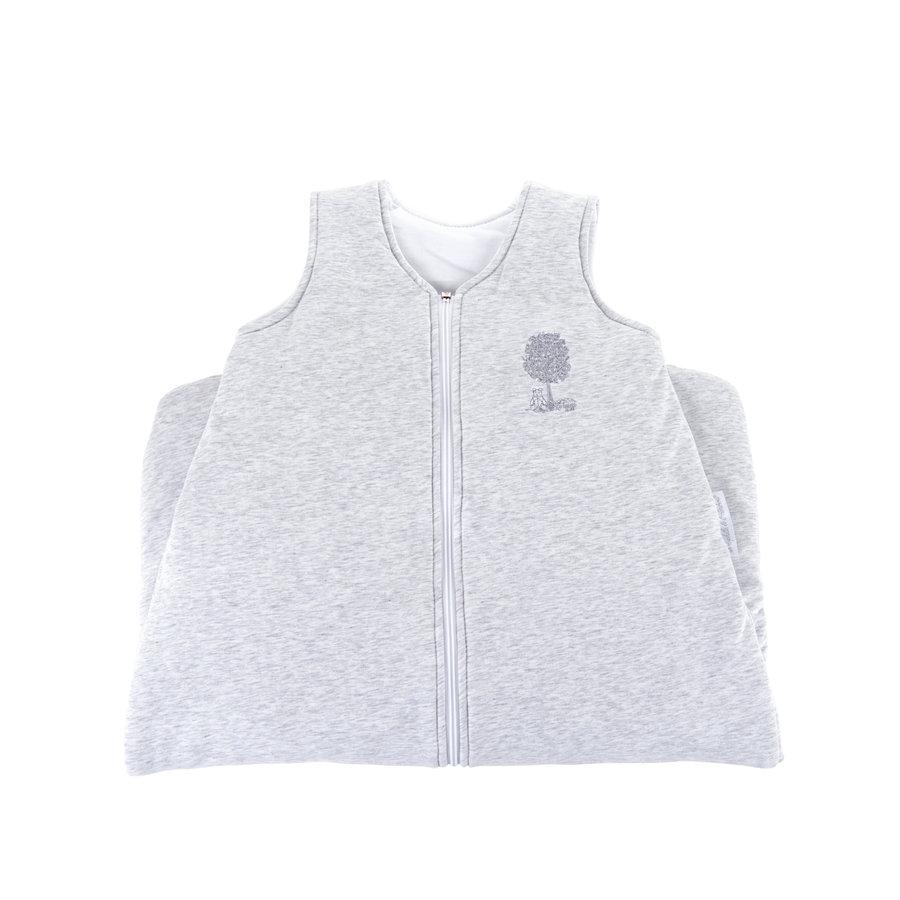 Soft Grey Slaapzak 90cm-3