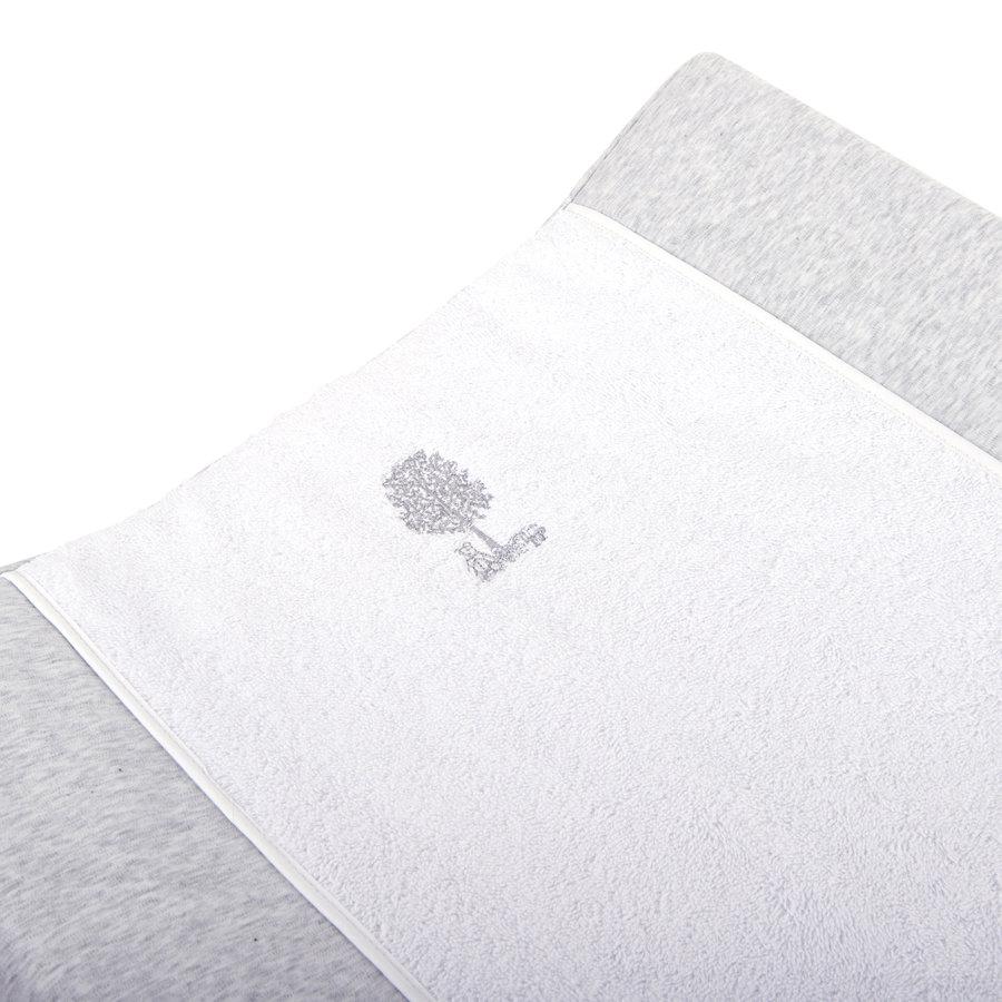 Soft Grey Hoes verzorgingskussen - Badstof + katoen-2