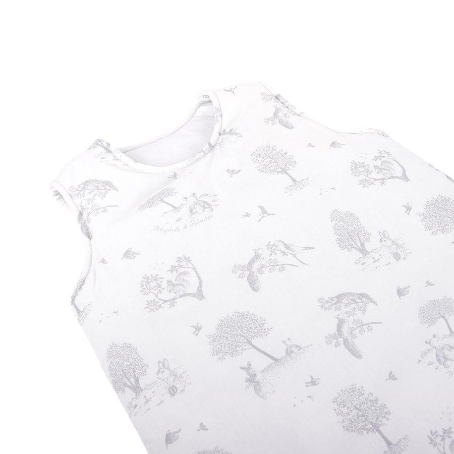 Soft Grey Gedrukt slaapzak 60cm - Bedrukt-3