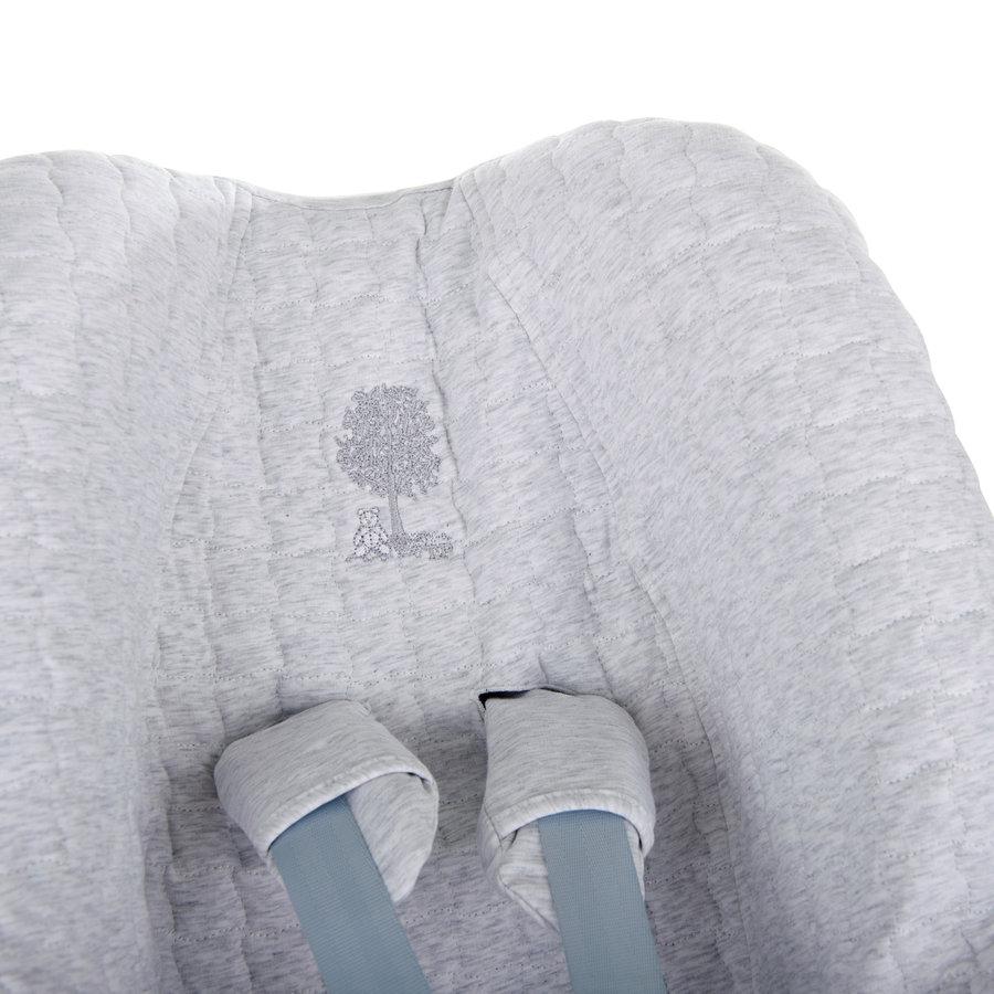 """Soft Grey Hoes voor Maxi-Cosi """"Pebble & Pebble+"""" - Gewatteerd-3"""