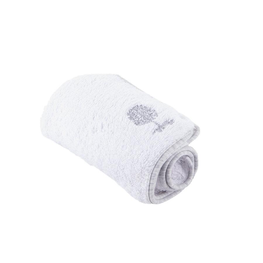 Soft Grey Handdoek voor verzorgingskussen - Badstof-1