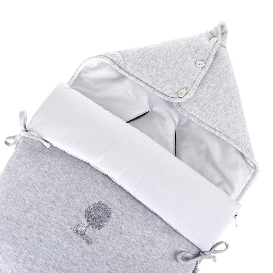 "Soft Grey Voetenzak voor Maxi-Cosi ""Pebble""-1"