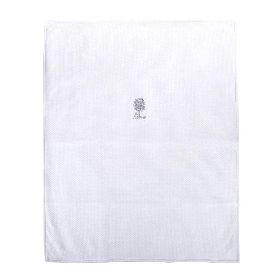 Soft Grey Doopdeken 100x135cm - Jersey-2
