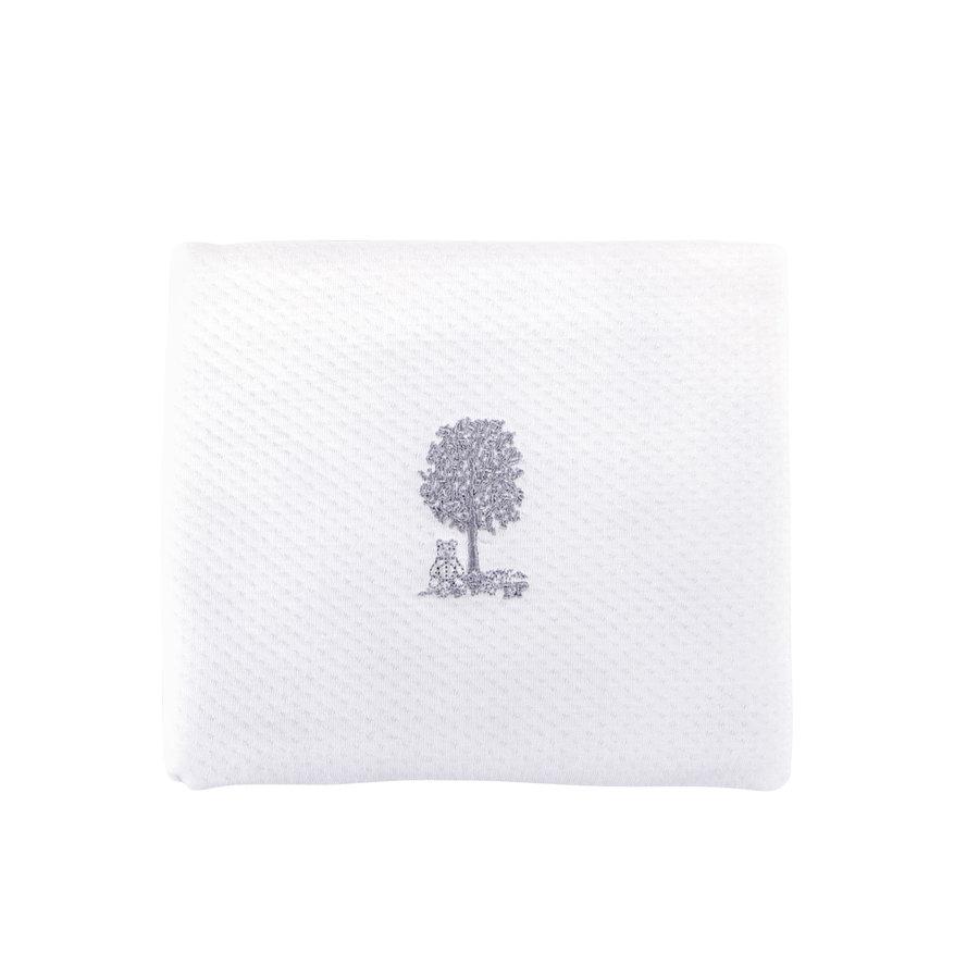 Soft Grey Doopdeken 100x135cm - Jersey-1