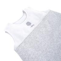thumb-Soft Grey Slaapzak 70cm - Jersey-2