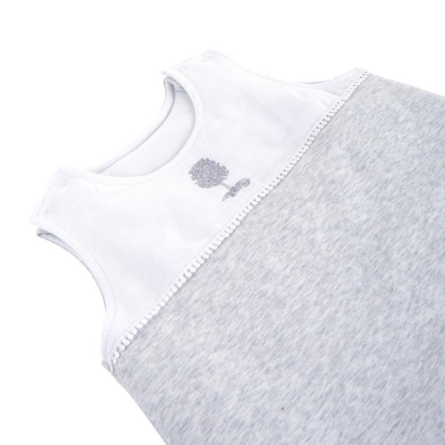 Soft Grey Slaapzak 70cm - Jersey-2