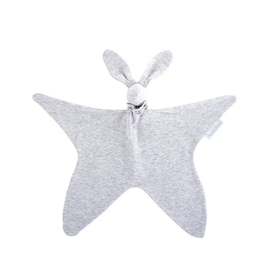 Soft Grey Knuffeldoekje - Jersey-1