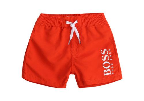 Hugo Boss Boss zwembroekje - rood