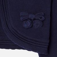 thumb-kort vestje met strikjes - blauw-3