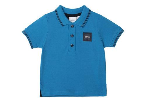 Hugo Boss polo boss - blauw