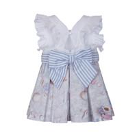 thumb-jurk met strik - strand-2