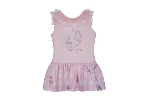 Lapin House jurkje met strik - ballerina