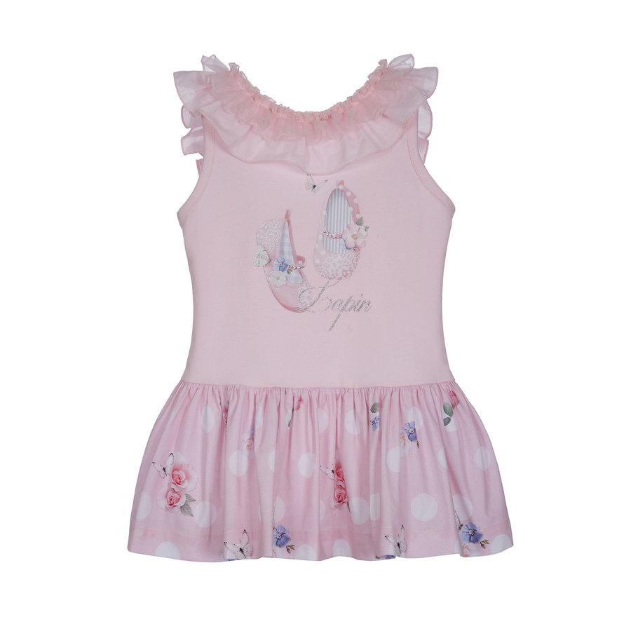 jurkje met strik - ballerina-1