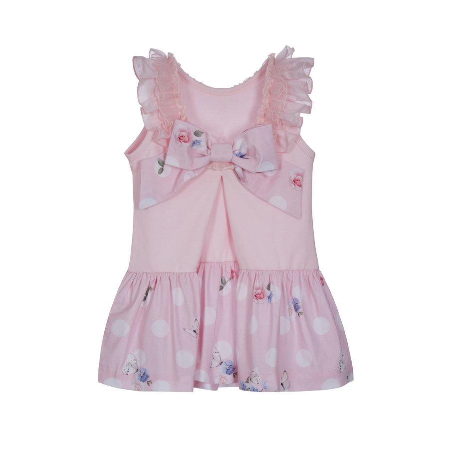 jurkje met strik - ballerina-2