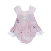 thumb-babypakje met strik - roze-1