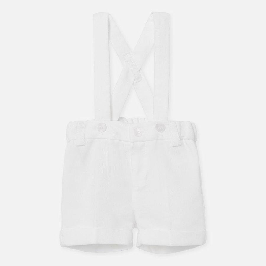broekje met bretels - wit-1